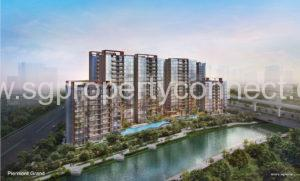 Piermont Grand Executive Condo at Punggol