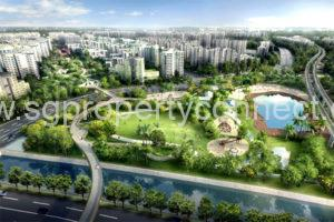 Parc Central Residences EC in Tampines